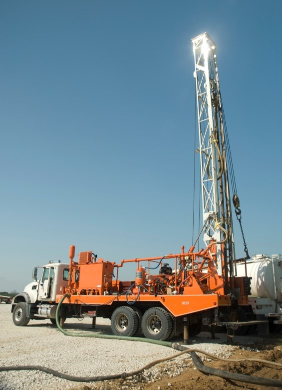 Water Well Rig