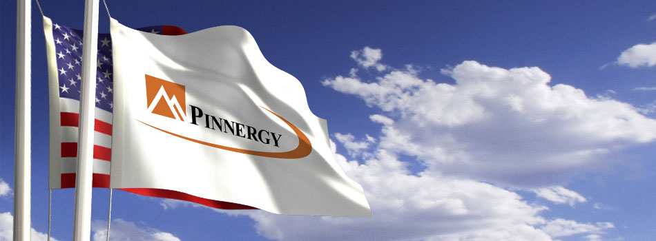Pinnergy Flag